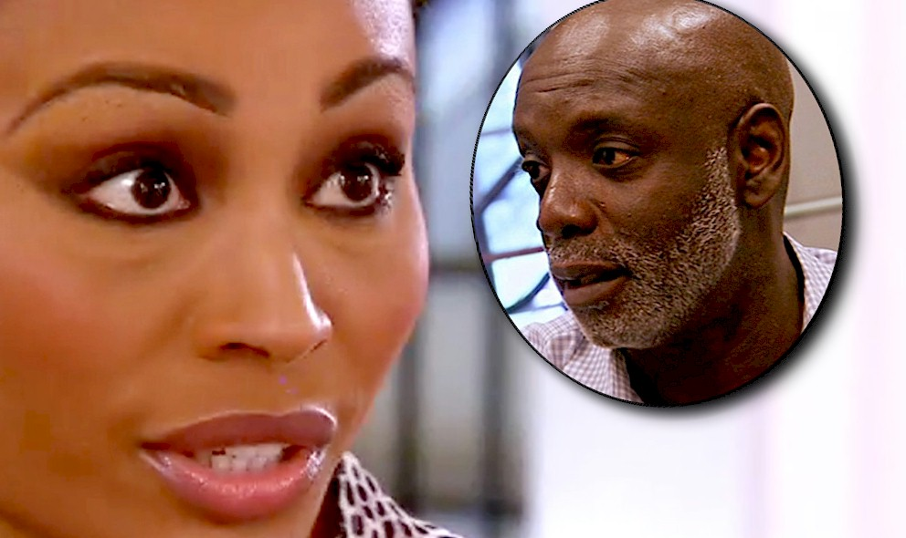 Cynthia Bailey's Peter Thomas: Someone Cheating Bar One Name? EXCLUSIVE