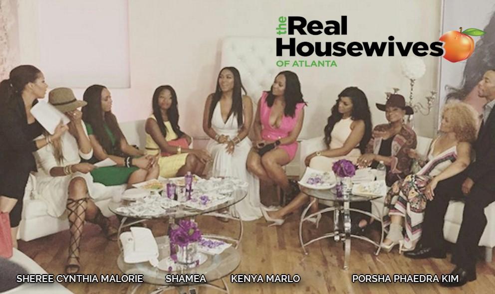 RHOA Adds Kim Fields, Shamea Morton, Sheree, Amiyah Scott: EXCLUSIVE