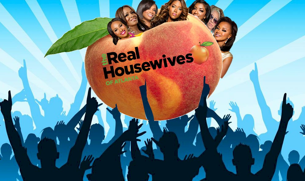 RHOA Peaches 2015 Ignites Real Housewives of Atlanta Battle: EXCLUSIVE