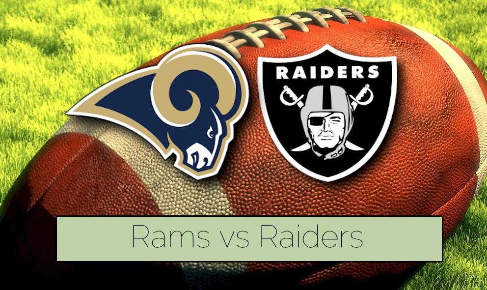 Rams vs Raiders 2015 Score Prompts NFL Preseason Schedule Battle