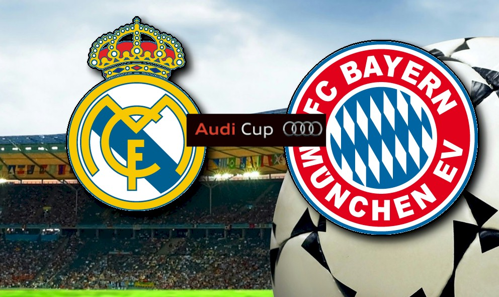 Real Madrid vs Bayern Munich 2015 Score En Vivo Reveals Audi Cup Winner