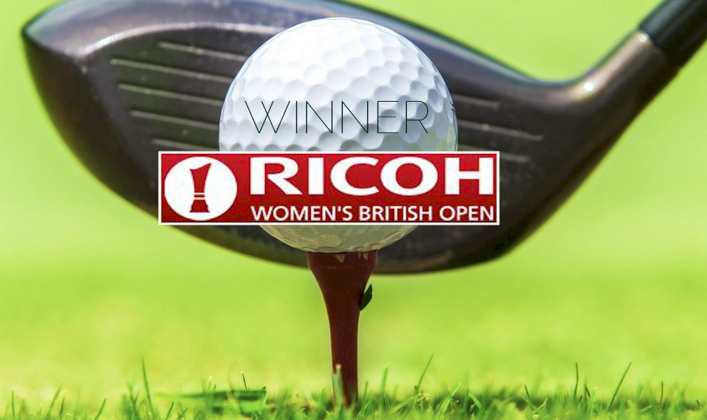Inbee Park Wins Ricoh Women's British Open Leaderboard LPGA Results