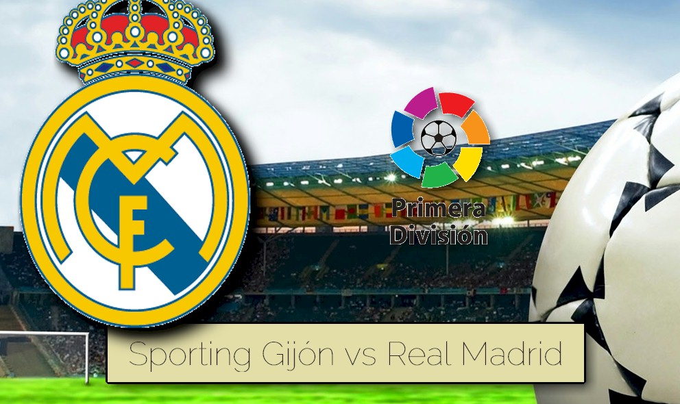 Sporting Gijón vs Real Madrid 2015 Score En Vivo Ingites La Liga