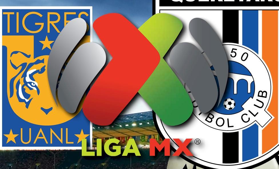 Tigres UANL vs Querétaro 2015 Score En Vivo Ignites Liga MX