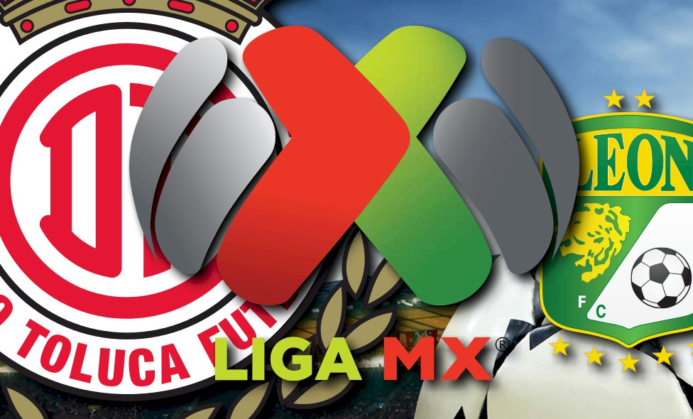 Toluca vs Leon 2015 Score En Vivo Ignites Liga MX Table