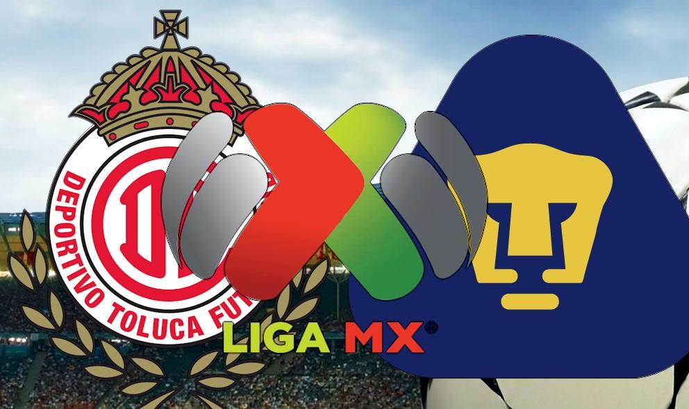 Toluca vs Pumas UNAM 2015 Score En Vivo Ignites Liga MX Table