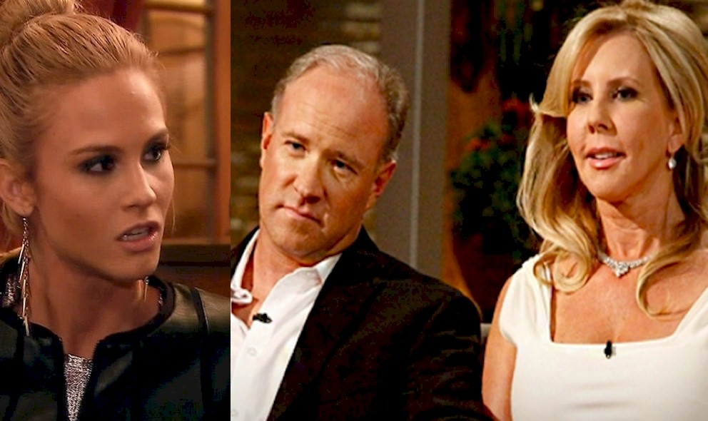 Brooks Ayers Cancer: Vicki Gunvalson, Cast Furious at Megan Edmonds
