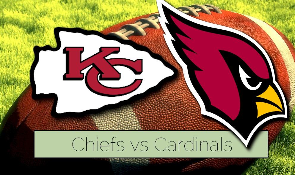 Chiefs vs Cardinals 2015 Score Heats up NFL Preseason Football Schedule