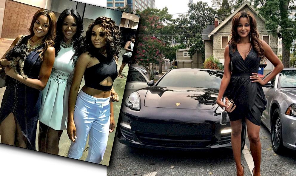 RHOA: Claudia Jordan Talks Real Housewives Return and Feet? EXCLUSIVE