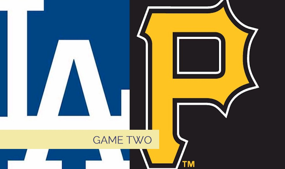 Dodgers vs Pirates 2015 Game Heats up Saturday Baseball Action