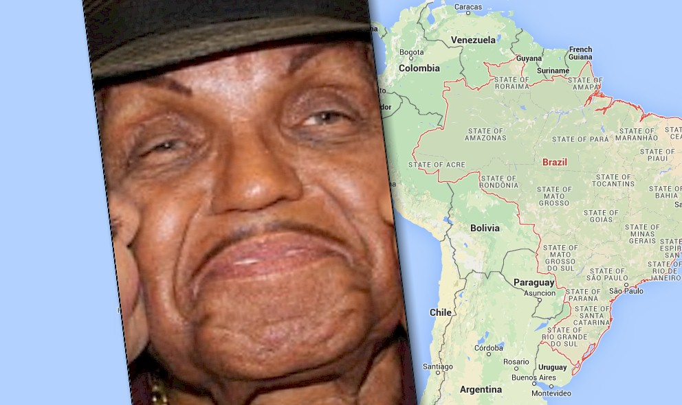 Joe Jackson Stroke in Brazil Not Caused by 3 Viagras