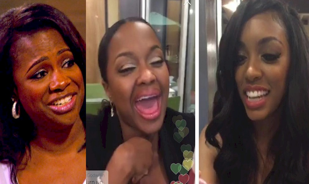 Kandi's RHOA: Phaedra Parks, Porsha Williams Crowned New RHOA Queens?