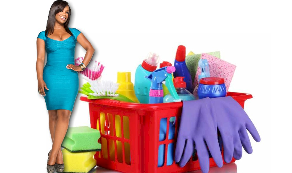 Kandi Inks RHOA Spinoff, Real Housekeepers of Atlanta? EXCLUSIVE