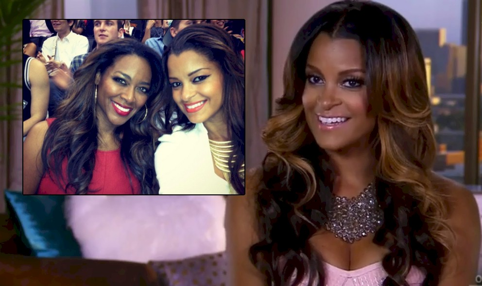 Kenya Moore, Porsha Williams, Phaedra Shade Returns Claudia? EXCLUSIVE