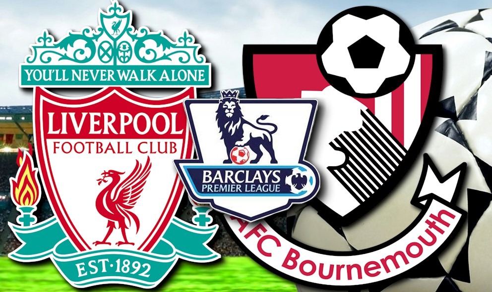 EPL Table Update 2015 Prompts Liverpool vs AFC Bournemouth 2015 Score