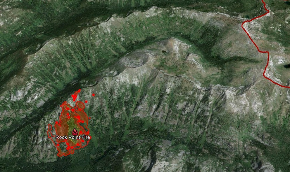 Wyoming Wildfires Map Oregon Map