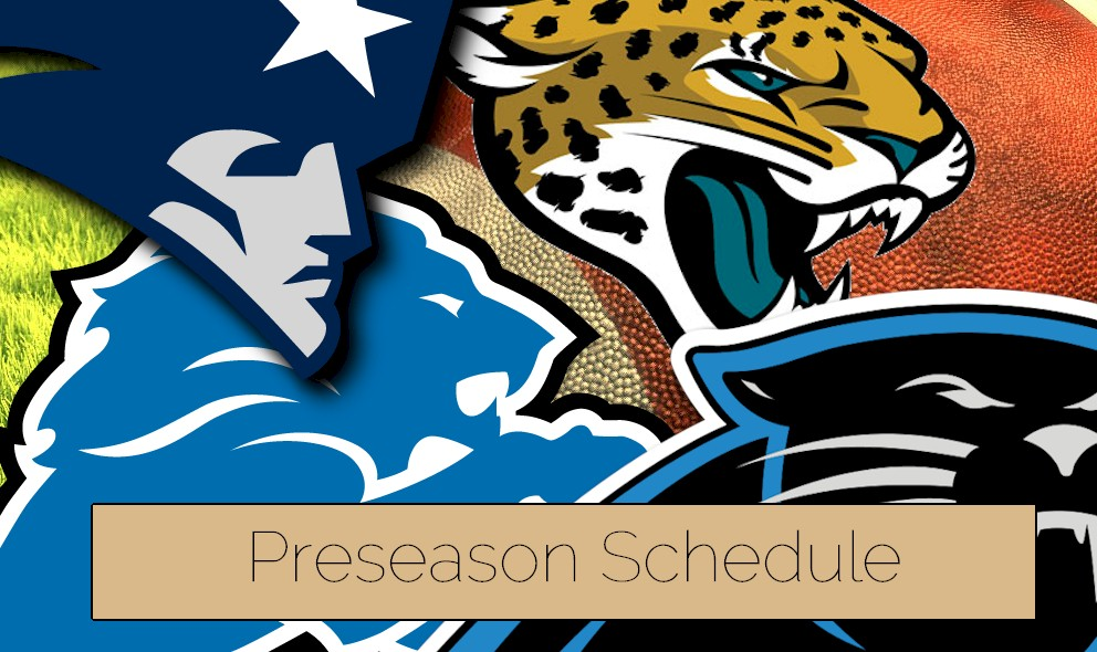 NFL Preseason Schedule 2015 Today: What TV Channel are Football Games On?