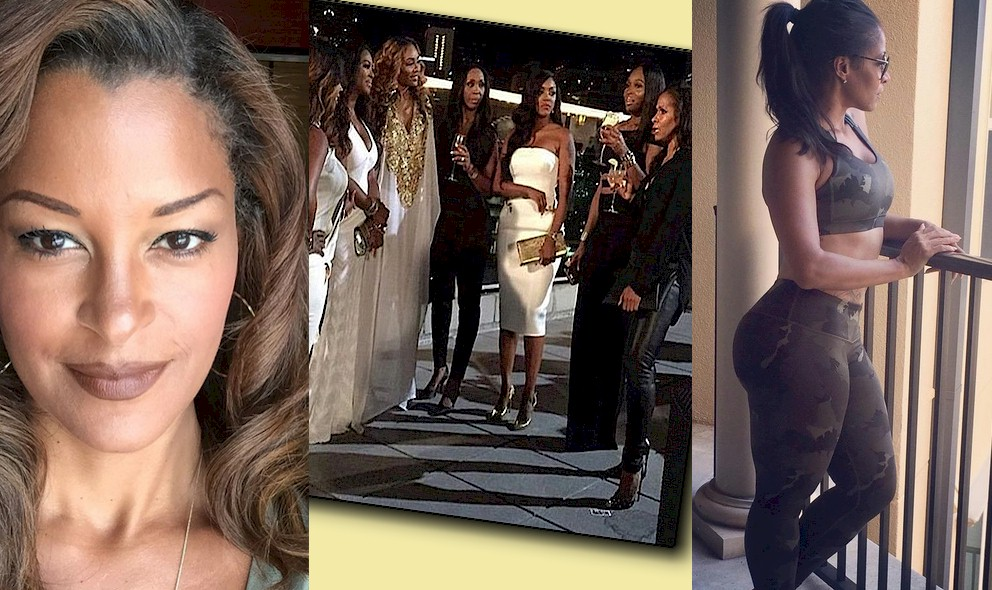 Sheree Whitfield, Marlo Hampton Rejoin RHOA, with Claudia Jordan: EXCLUSIVE
