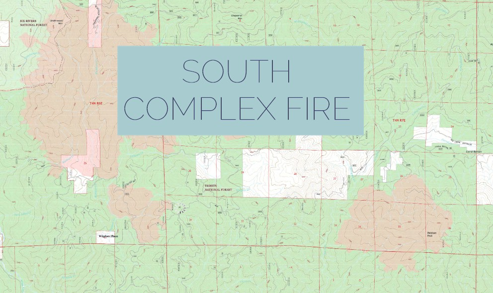 South Complex Fire 2015: Former Gates Fire Unites Castle, Pelletreau & Kerlin