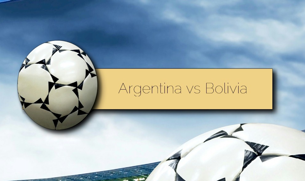Argentina vs Bolivia 2015 Score En Vivo Ignites Soccer Friendly
