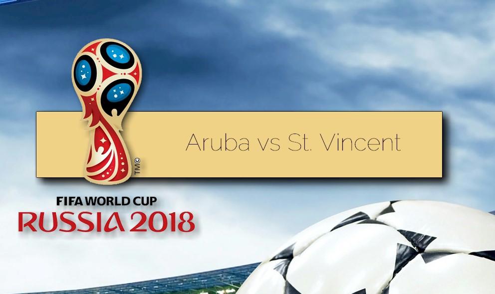 Aruba vs St. Vincent 2015 Score En Vivo Prompts Copa Mundial Qualifier