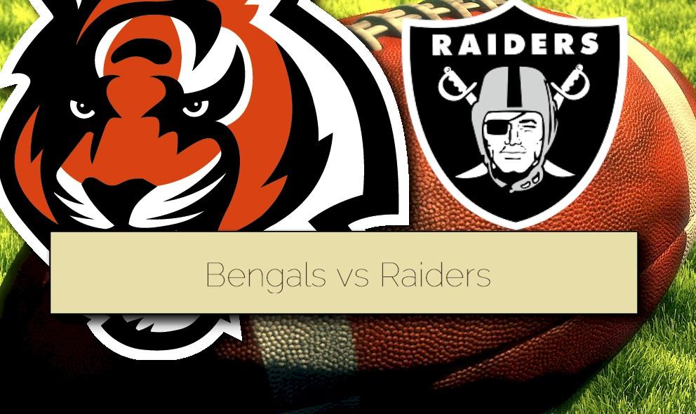 Bengals vs Raiders 2015 Score: Andy Dalton Battles Derek Carr