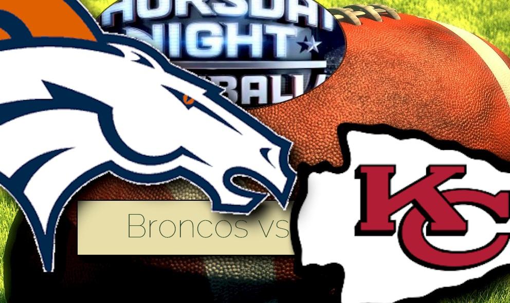 Broncos vs Chiefs 2015 Score: TV Channel Ignites 9/17 Football Battle