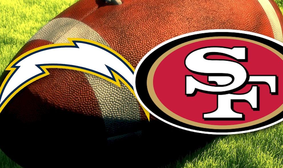 Chargers vs 49ers 2015 Score Ignites NFL Football Preseason Schedule