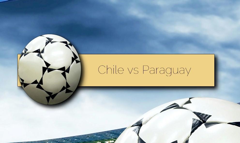 Chile vs Paraguay 2015 Score En Vivo Ignites Futbol Partido