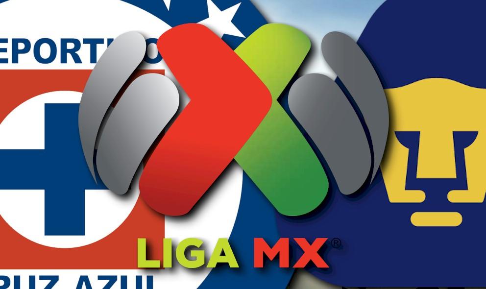 Cruz Azul vs Pumas UNAM 2015 Score En Vivo Ignites Liga MX Table