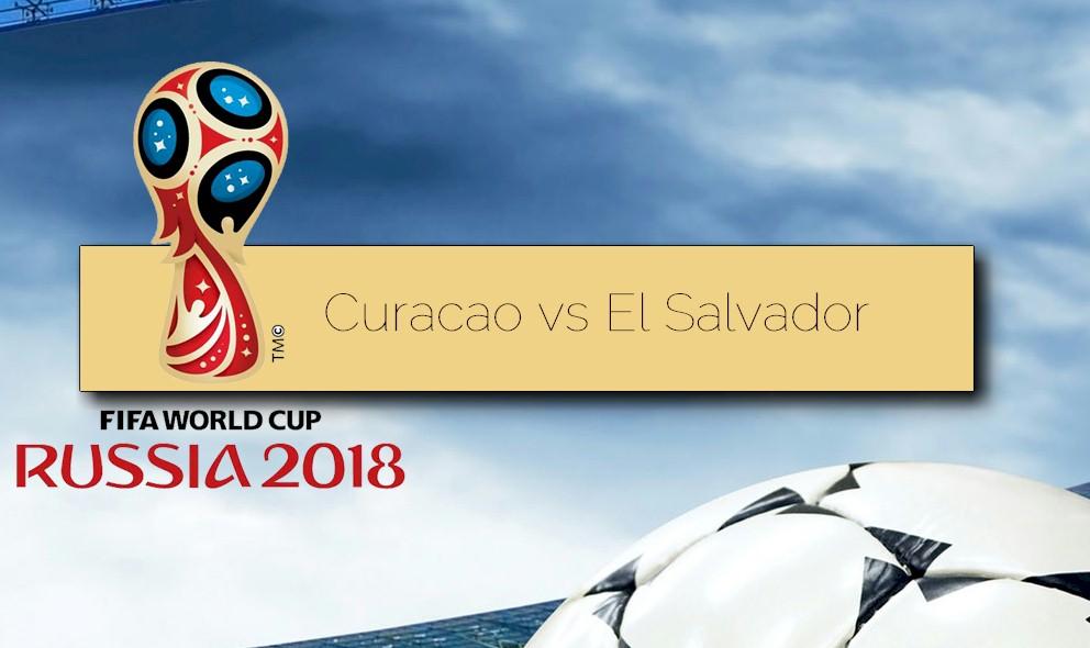 Curacao vs El Salvador 2015 Score En Vivo Ignites Copa Mundial Qualifier