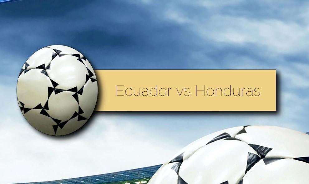 Ecuador vs Honduras 2015 Score En Vivo Ignites Futbol Amistoso