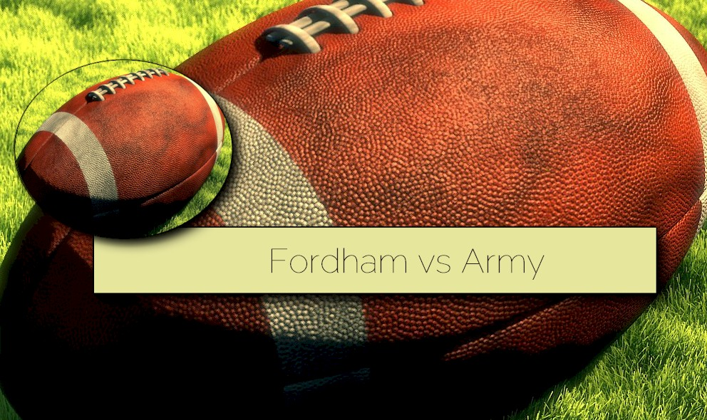 Fordham vs Army 2015 Score Delivers NCAA College Football Schedule