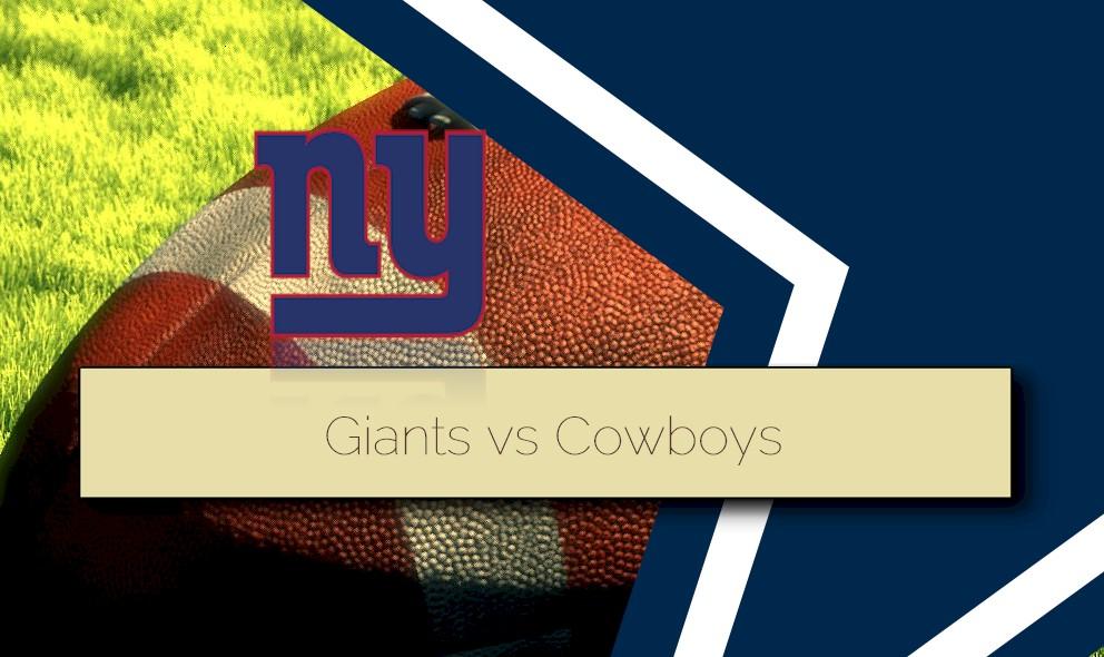 Giants vs Cowboys 2015 Score: Eli Manning Battles Tony Romo