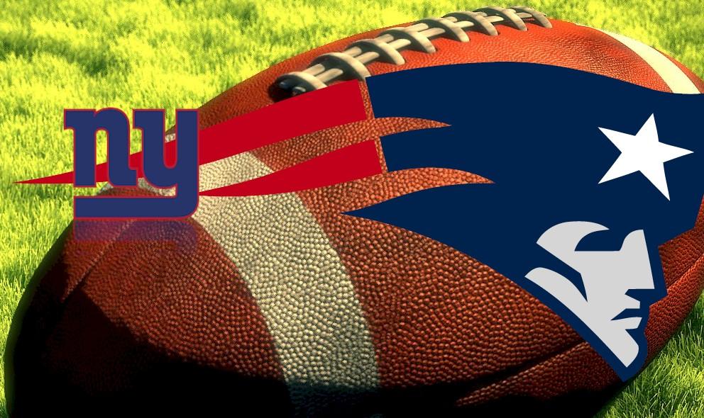 Giants vs Patriots 2015 Score Prompts NFL Football Battle