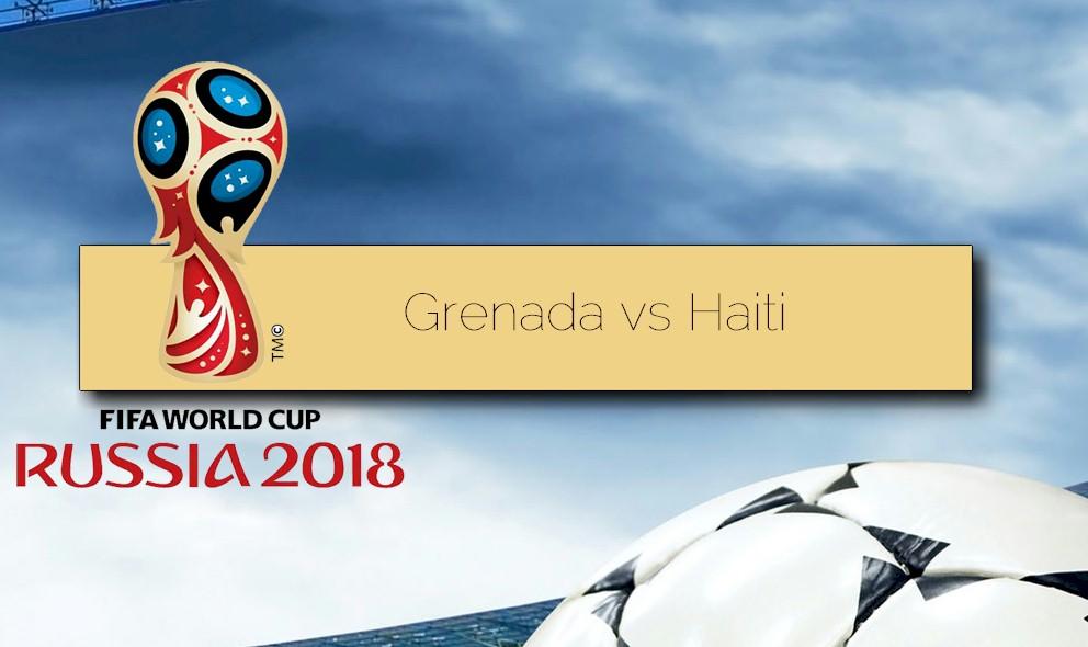 FIFA World Cup CONCACAF Qualification Prompts Grenada vs Haiti 2015 Score