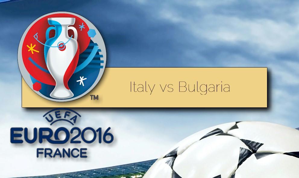 Italy vs Bulgaria 2015 Score Ignites UEFA Euro Qualifier