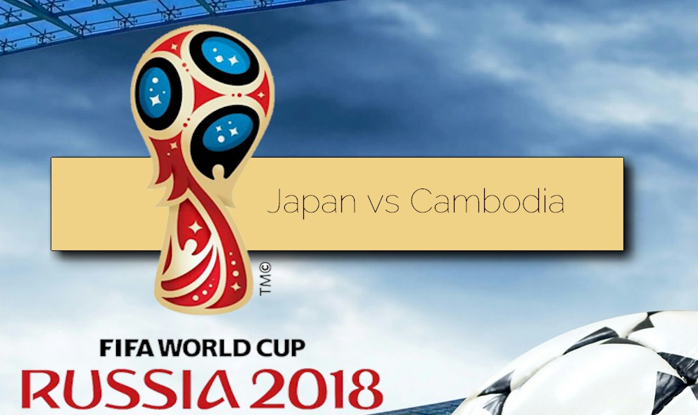 Japan vs Cambodia 2015 Score Heats up FIFA World Cup Qualifier