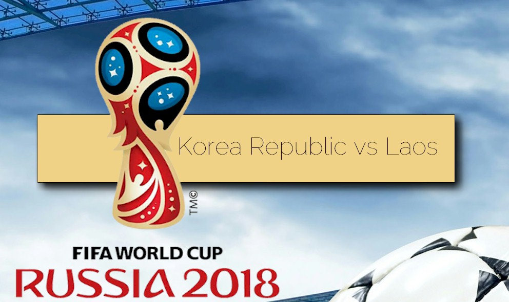 South Korea vs Laos 2015 Score Prompts FIFA World Cup Qualifier
