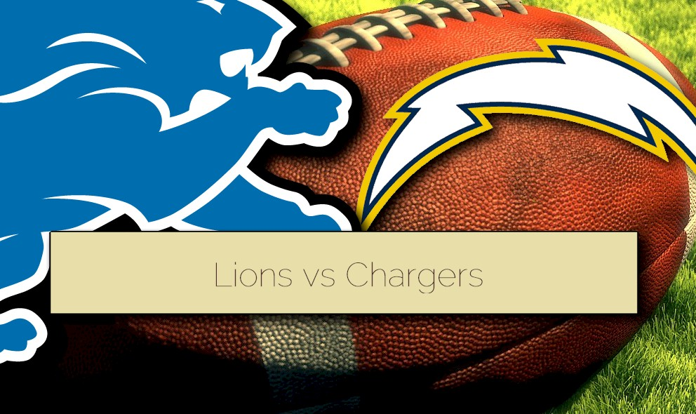 Lions vs Chargers 2015 Score: Philip Rivers Struggles in 1st Quarter