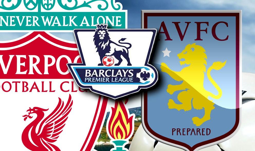 Liverpool vs. Aston Villa 2015 Score Ingites EPL Table Standings
