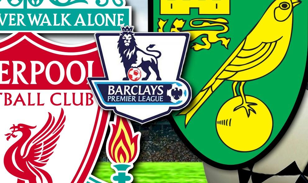 Liverpool vs Norwich City 2015 Score Ignites EPL Table