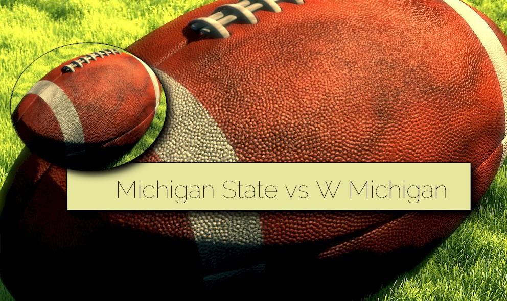 Michigan State vs Western Michigan 2015 Score Heats up NCAA College Football