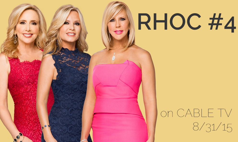 Vicki Gunvalson, Tamra Barney & Shannon Lift RHOC to #4 Monday: EXCLUSIVE