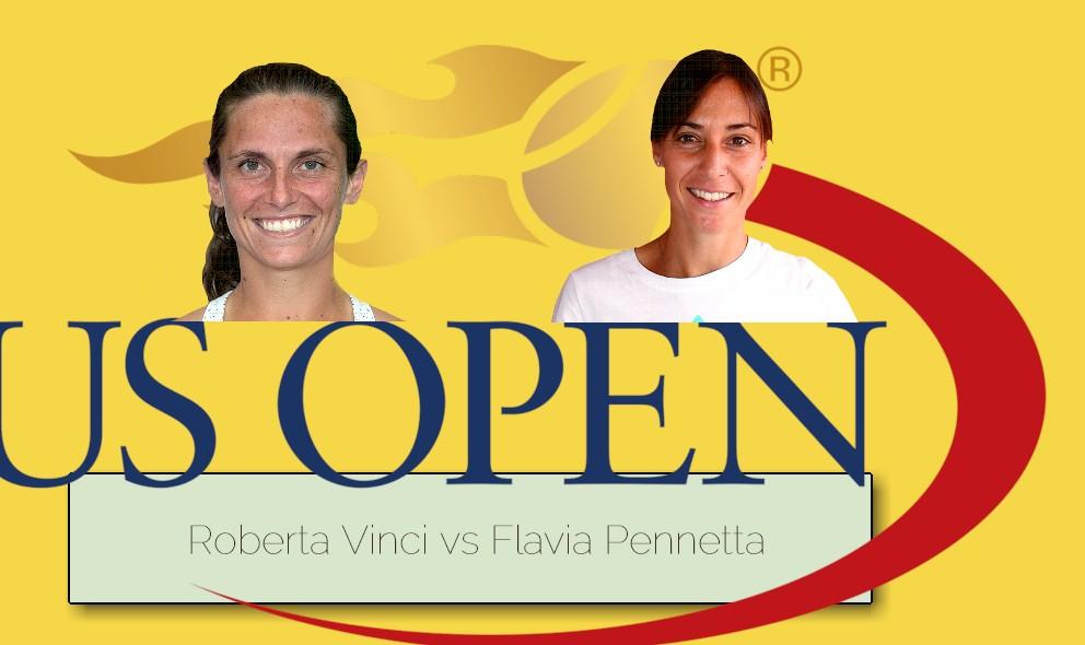 Roberta Vinci vs Flavia Pennetta 2015 Score Ingites US Open Finals
