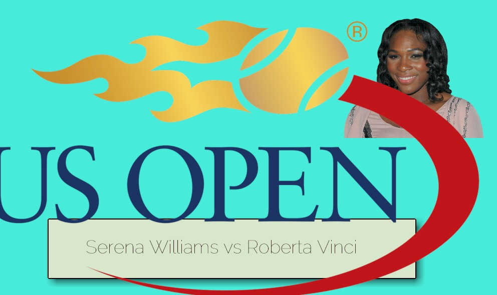 Serena Williams vs Roberta Vinci 2015 Score Ignites US Open Tennis