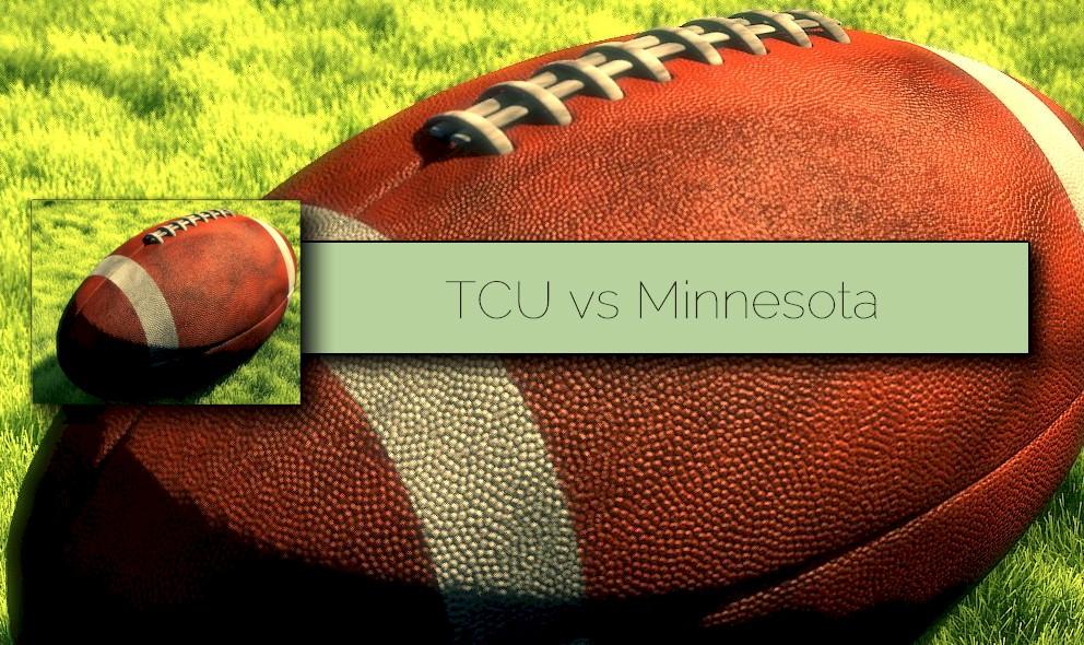 TCU vs Minnesota 2015 Ignites AP Top 25 Rankings NCAA College Football