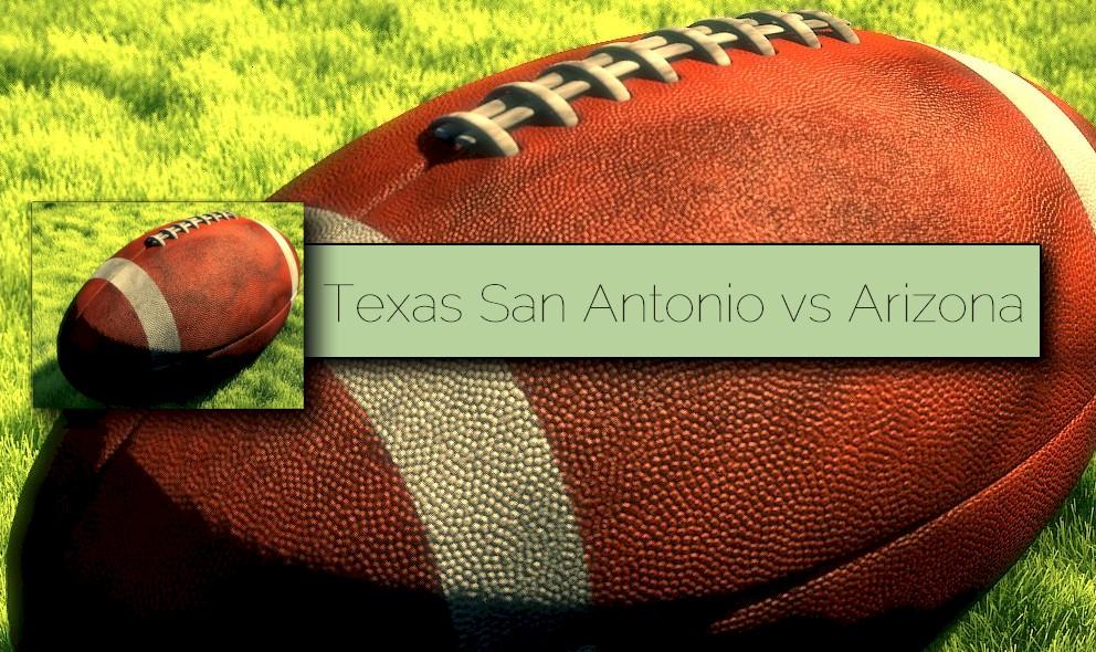 Texas San Antonio vs Arizona 2015 Score Ingites College Football