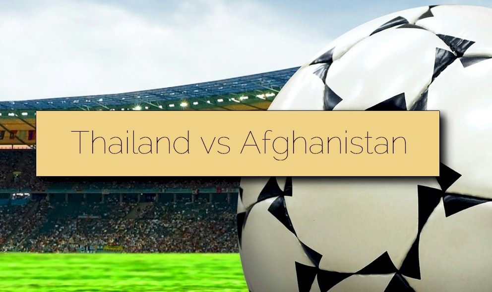 Thailand vs Afghanistan 2015 Score Ignites Soccer Friendly