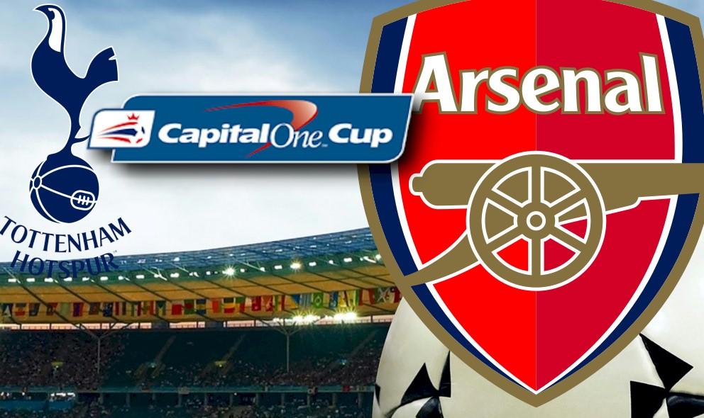 Tottenham Hotspur vs. Arsenal 2015 Score Heats Up Capital One Cup Results
